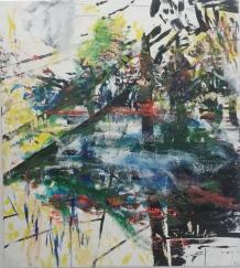 2015,Marei´s Garten1, 130x130